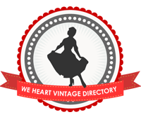 We Heart Vintage Directory and Vintage Events