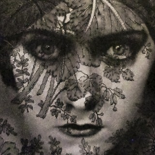 Gloria Swanson photographed by Edward Steichen