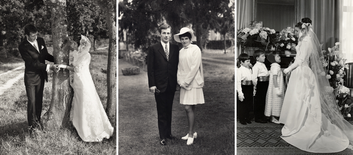 1970s wedding photos