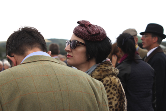 1940s fashion at Goodwood Revival 2012