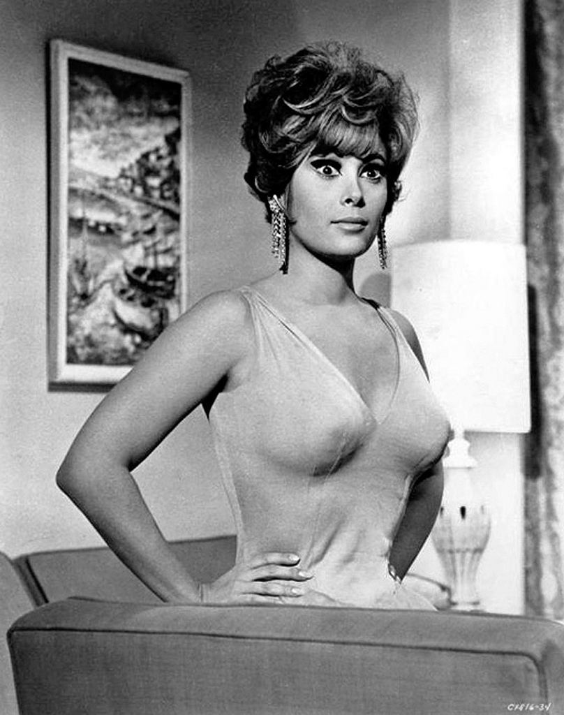 Jill St John Who Has Definitely Got That Wow Factor S