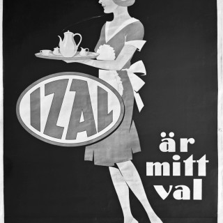 Vintage advert: 1930s coffee poster