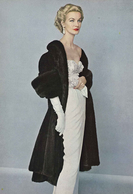Does black tie mean long evening gowns? Puzzled. (Page 1) — Fashion ...