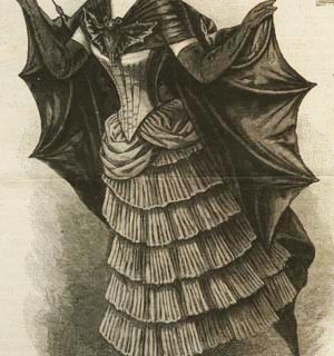 Vintage halloween outfits