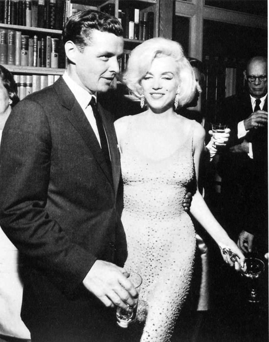 Marilyns 'Happy Birthday Mr President' dress