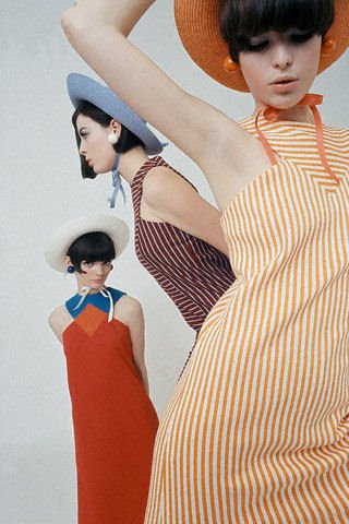 1960s Fashion Photo