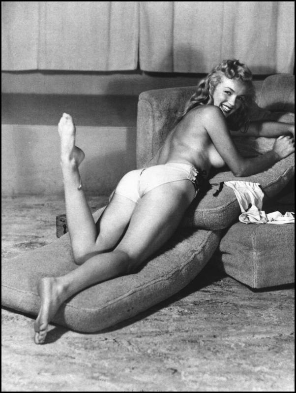 Marilyn Monroe pin up photo