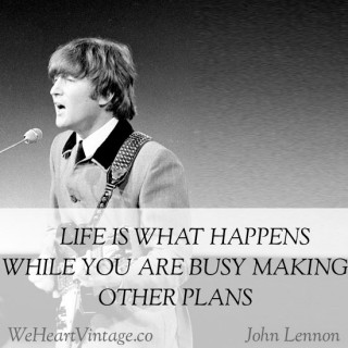 Quotes: John Lennon on life