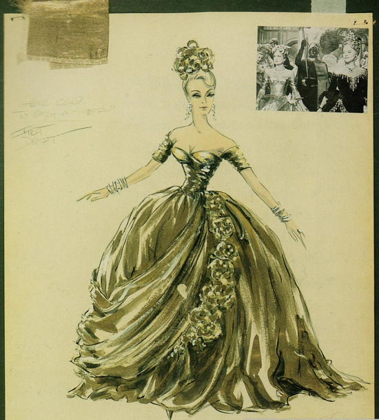To Catch a Thief Costume Design