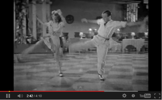 Rita Hayworth dancingRita Hayworth dancing