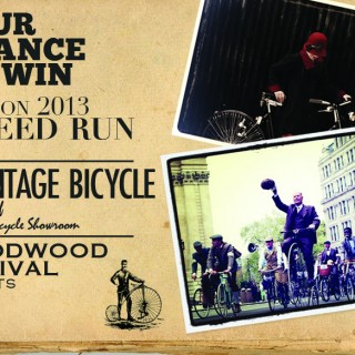 Competition winner & win tickets to Goodwood Revival
