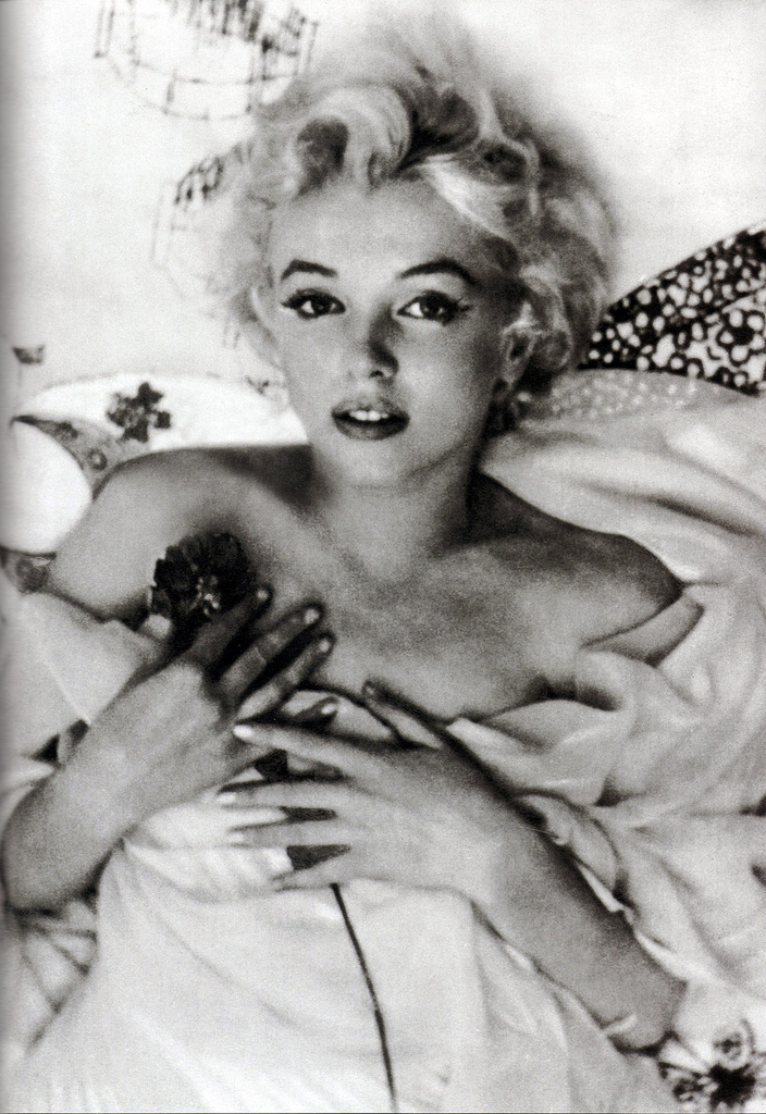 Cecil Beaton's photos of Marilyn Monroe