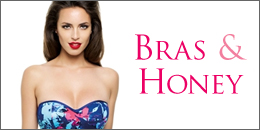Bras and Honey swimwear