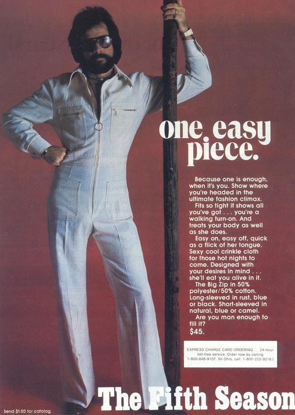 1970s mens jumpsuit