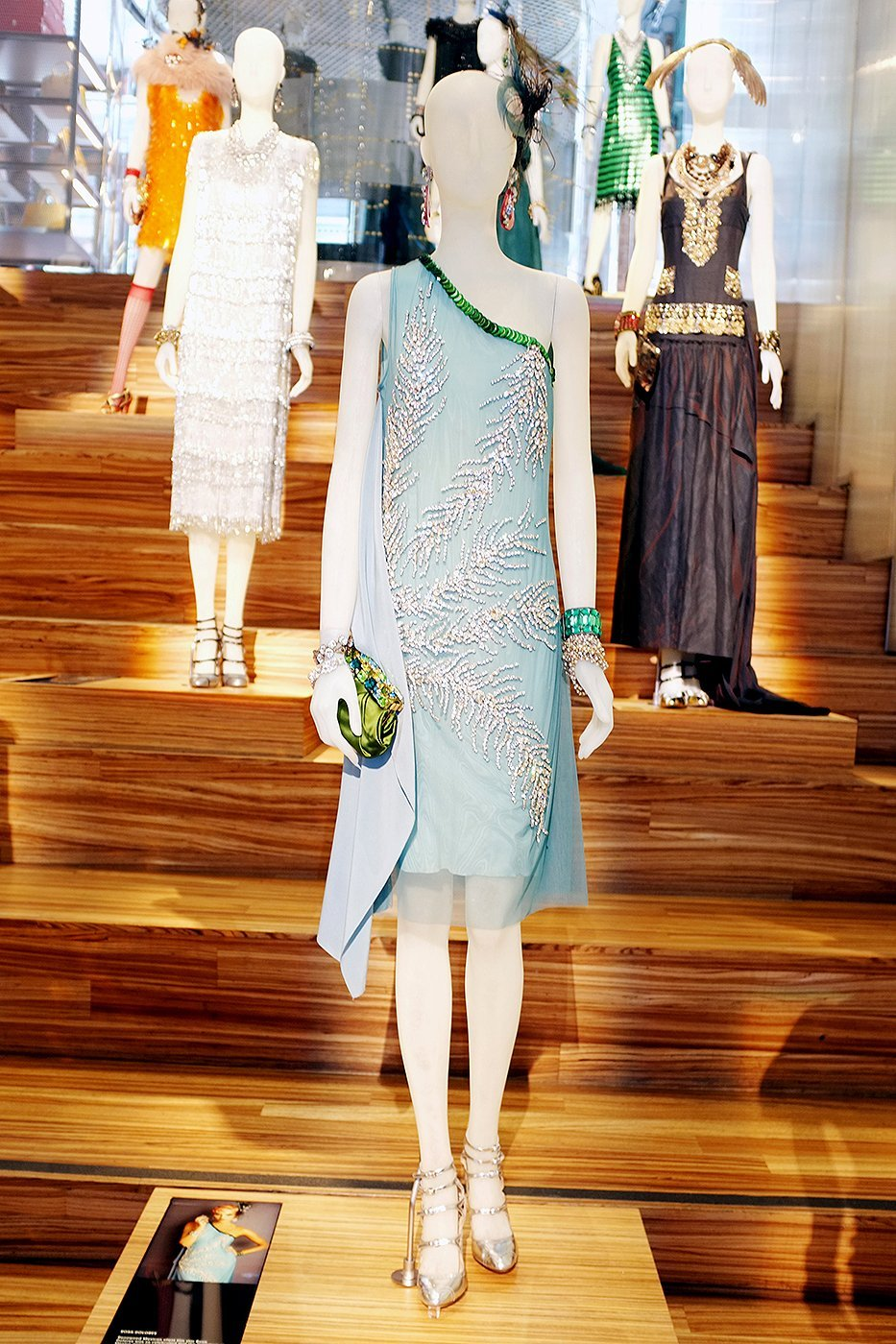 The Great Gatsby costume by Catherine Martin & Miuccia Prada