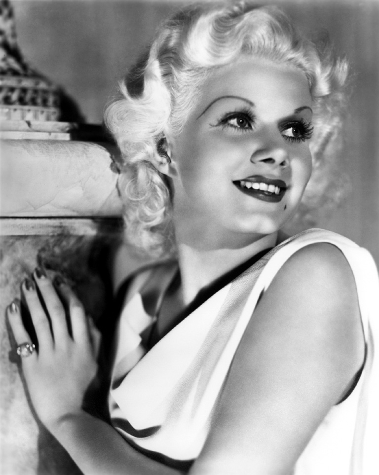 Hollywood cocktails: Jean Harlow