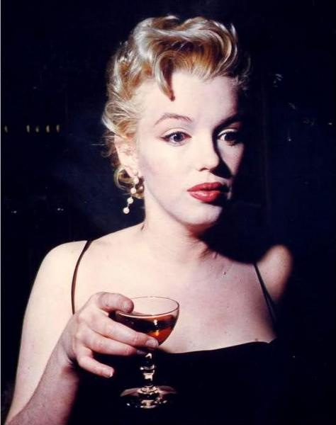Hollywood cocktails: The Marilyn Monroe