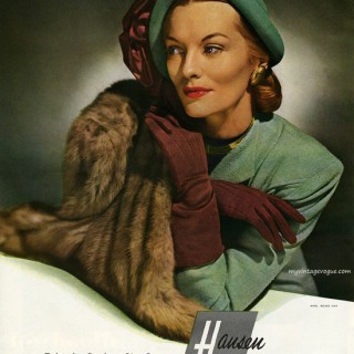 1940s gloves and other gorgeousness