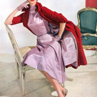 Making the ordinary extraordinary: Jean Patchett in 1950s Vogue