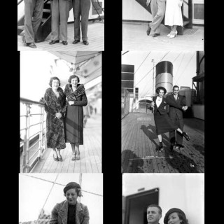 1930s cruise photos