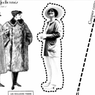 Coco Chanel's humble beginnings (video)