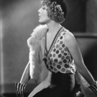 Mary Pickford wearing THE most amazing gloves