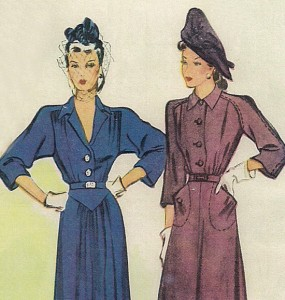 How to Wear 1940s Hats