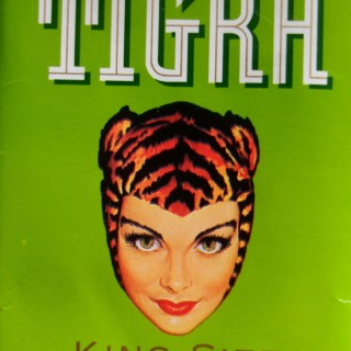 Guest post: the mysterious story of the Tigra-Girl