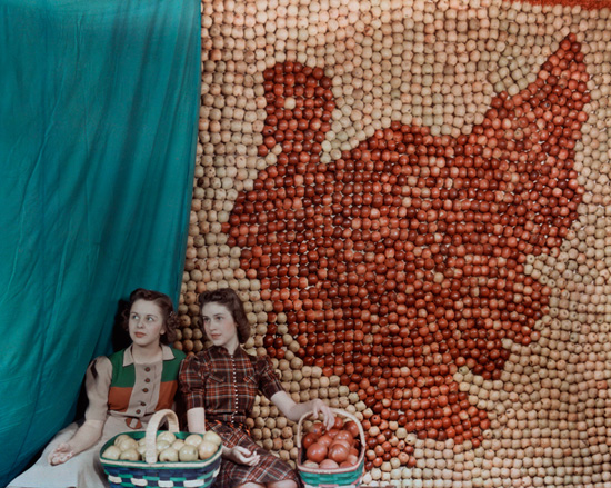 1930s thanksgiving photo