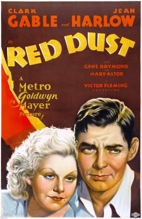 Red Dust 1932 movie