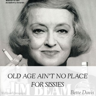 Quotes: Bette Davis on Sissies