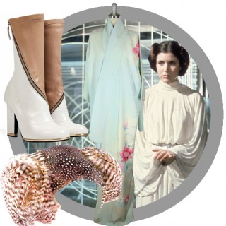 Vintage Lookbook: Princess Leia's Vintage Makeover!