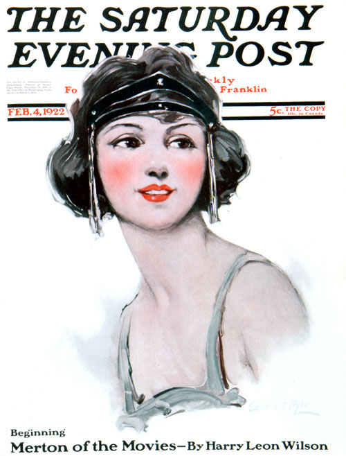 10 Original Photos and Illustrations of Flappers