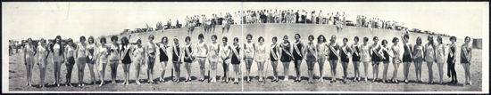 1920s bathing suits and swimsuits