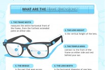 A Helpful Guide to Measuring Frames and Glasses When Buying Online