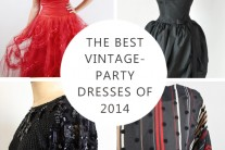 The Best Vintage Party Dresses for 2014