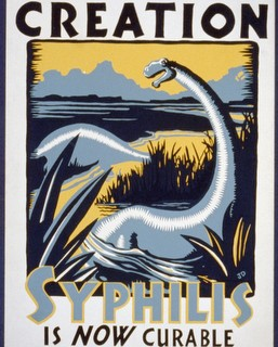 Dinosaurs with Syphilis: Bizarre Public Heath Notices from the Past