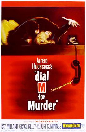 Hitchcock's Dial M For Murder